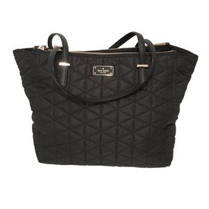 Kate Spade wilson road quilted talya tote